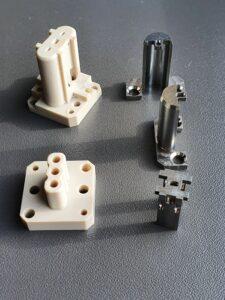 complexe onderdelen viavorm frezen