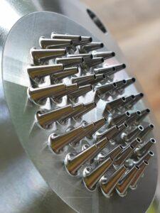 Viavorm Fraisage travail des métaux