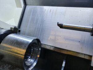 Viavorm travail des métaux tournage